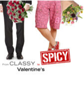 From Classy to Spicy Valentine's